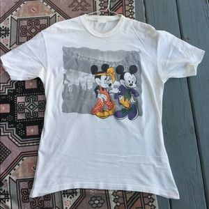 Other - Vintage mickey and minnie shirt single stitch